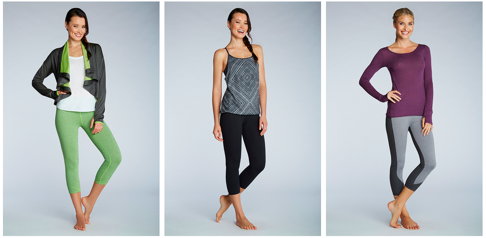 fabletics athletic clothes