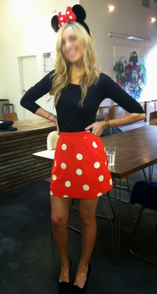 10 b sic halloween costumes we re tired of seeing happy for Easy diy women s halloween costumes