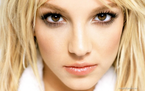 The song  3  by Britney Spears Britney Spears