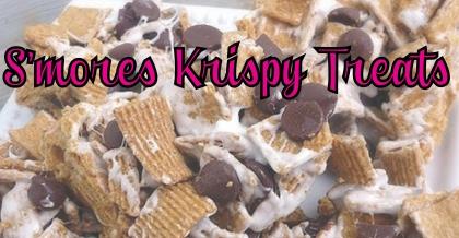 s'mores krispy treats2